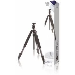 König Camera/Video Statief Balhoofd 131.50 cm Zwart
