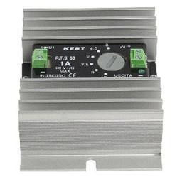 Kert Spanningsomvormer 12 - 28 VDC - DC 3 V / 4.5 V / 6 V / 7.5 V / 9 V / 13.8 V 1 A