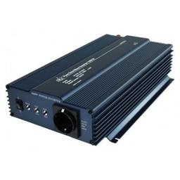 HQ Pure Sinus Omvormer 24 VDC AC 230 V 1000 W F (CEE 7/3)