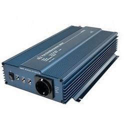 HQ Pure Sinus Omvormer 12 VDC AC 230 V 1000 W F (CEE 7/3)