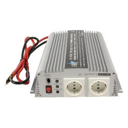 HQ Gemodificeerde Sinus Omvormer 12 VDC - AC 230 V 1000 W Frans