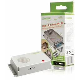 ISOTRONIC Muizen- en Rattenverjager 12 - 24 kHz
