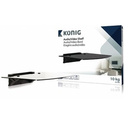 König A/V Plateau 400 x 311.5 x 70 mm - 10 kg