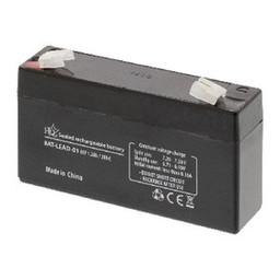 HQ Oplaadbare Loodzuur Accu 6 V 1200 mAh 97 mm x 24 mm x 52 mm