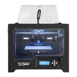 "FDM 3D printer voor ABS/PLA/PVA filament ""Creator Pro"", dubbele nozzle"