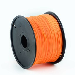 ABS plastic filament voor 3D printers, 3 mm diameter, oranje