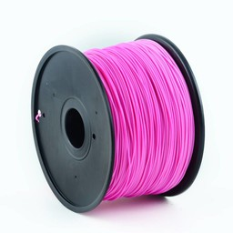 HIPS plastic filament voor 3D printers, 1.75 mm diameter, magenta