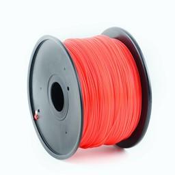 HIPS plastic filament voor 3D printers, 1.75 mm diameter, rood