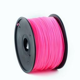PLA plastic filament voor 3D printers, 3 mm diameter, roze