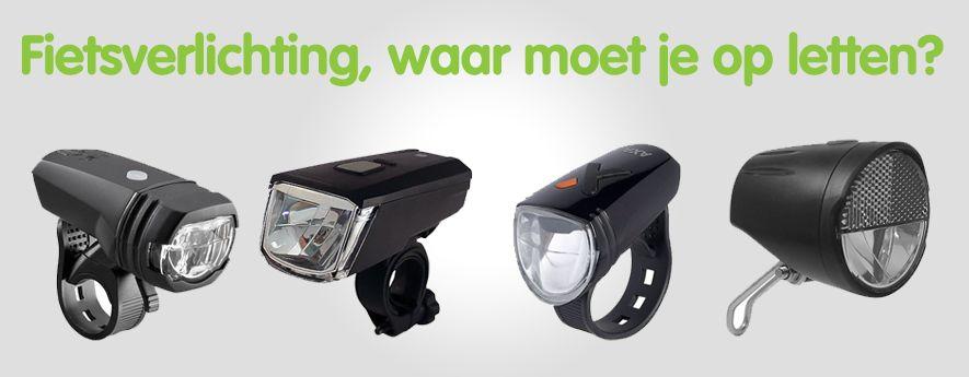 Het laatste nieuws - Goede LED fietsverlichting, waar moet je op ...