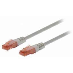 Valueline CAT6 UTP Netwerkkabel RJ45 (8/8) Male - RJ45 (8/8) Male 20.0 m Grijs