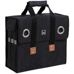 Willex Willex Canvas Shopper Zwart