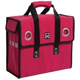 Willex Willex Canvas Shopper P Red