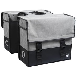 Willex Willex Canvas Dub + Gri/Mz 30L