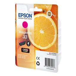 Epson Epson T3343 Magenta 4,5ml (Origineel)