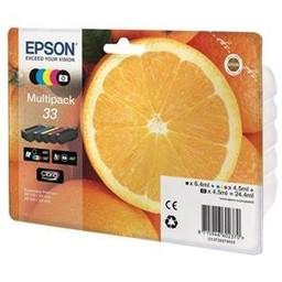 Epson Epson T3337 Multipack 24,4ml (Origineel)