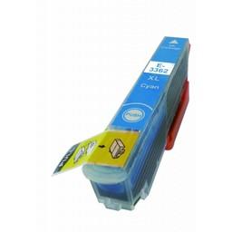 Huismerk Huismerk inktcartridge voor Epson 33 XL Cyan (T 3362)