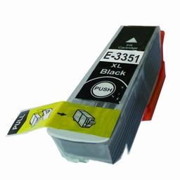 Huismerk Huismerk inktcartridge voor Epson 33 XL Black (T 3351)