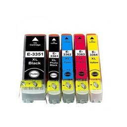 Huismerk Huismerk set inktcartridges voor Epson 33 XL