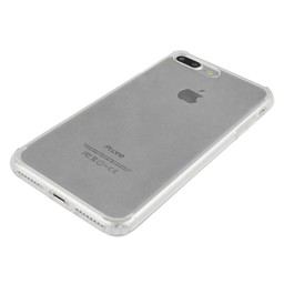 Bumper Case - Apple iPhone 7 Plus - Transparent