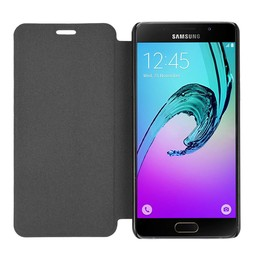 Booklet case - Samsung Galaxy A5 2016 - Black