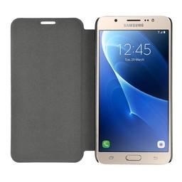 Booklet case - Samsung Galaxy J7 2016 - Black