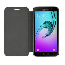 Booklet case - Samsung Galaxy J3 2016 - Black