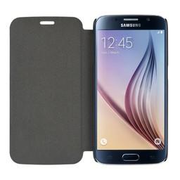 Booklet case - Samsung Galaxy S6 Edge - Black