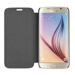 Booklet case - Samsung Galaxy S6 - Black