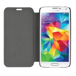 Booklet case - Samsung Galaxy S5 - Black