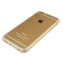 TPU Case - Apple iPhone 6/ 6S - Transparent