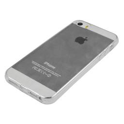 TPU Case - Apple iPhone 5/5S/SE - Transparent