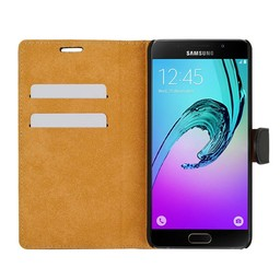 Wallet Case Slim - Samsung Galaxy A5 2016 - Black