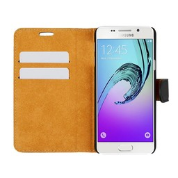 Wallet Case Slim - Samsung Galaxy A3 2016 - Black