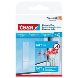 Tesa Tesa Powerstrips 77733 transparant 1 kg