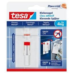 Tesa Tesa verstelbare Klevende Spijker tegels & metaal 77767 4 kg
