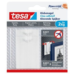 Tesa Tesa Klevende Spijker gevoelige oppervlakken 77776 2 kg