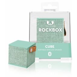 Fresh 'n Rebel Bluetooth-Speaker Rockbox Cube Fabriq Edition 3 W Peppermint