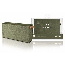 Fresh 'n Rebel Bluetooth-Speaker Rockbox Chunk Fabriq Edition 20 W Army