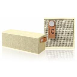 Fresh 'n Rebel Bluetooth-Speaker Rockbox Brick Fabriq Edition 12 W Buttercup
