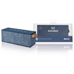 Fresh 'n Rebel Bluetooth-Speaker Rockbox Brick Fabriq Edition 12 W Indigo