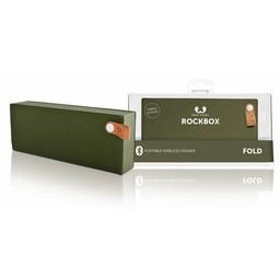 Fresh 'n Rebel Bluetooth-Speaker Rockbox Fold Fabriq Edition 10 W Army