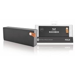 Fresh 'n Rebel Bluetooth-Speaker Rockbox Fold Fabriq Edition 10 W Concrete