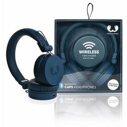 Fresh 'n Rebel Caps Headset On-Ear Bluetooth Ingebouwde Microfoon Indigo