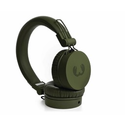 Fresh 'n Rebel Caps Headset On-Ear 3.5 mm Ingebouwde Microfoon 1.2 m Army