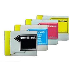 Huismerk Set cartridges voor Brother LC 1000
