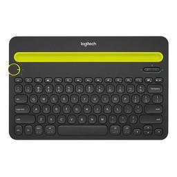 Logitech KB Logitech K480 Multi-Device Zwart draadloos Retail