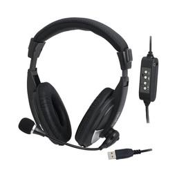 LogiLink LogiLink Stereo Headset met High Comfort en Microphone