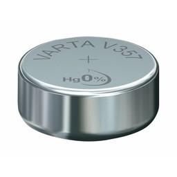 Varta Zilveroxide Batterij SR44 1.55 V 155 mAh 1-Pack
