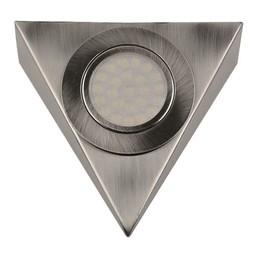 Huismerk LED Driehoek spot 3000K 160 lumen